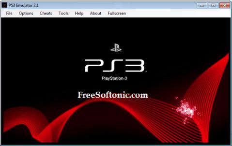 PCSX3 Emulator