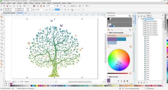 CorelDraw Graphics Suite X8 Keygen