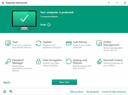 Kaspersky Antivirus Free Download