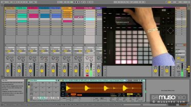 Ableton Live 9 Patch