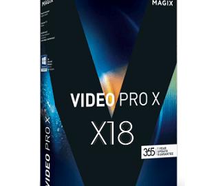 MAGIX Video Pro X8 Crack