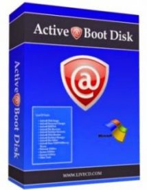 Active Boot Disk Key
