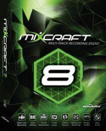 Mixcraft 8 Registration Code