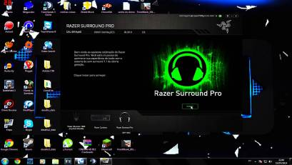 razer surround pro activation code not working