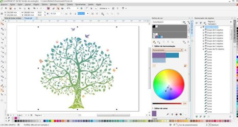 Corel Draw Graphics Suite X7 Crack