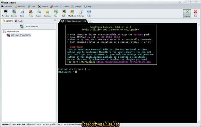 MobaXterm 10.2 Free Download for windows