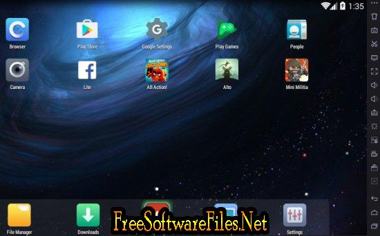 Nox App Player Free Download for windows pc