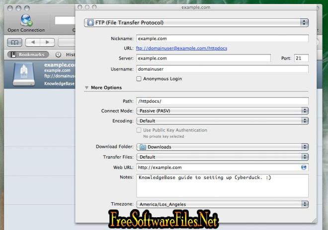 cyberduck 6.1.0 Free Download review
