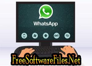 whatsapp messenger free download for pc