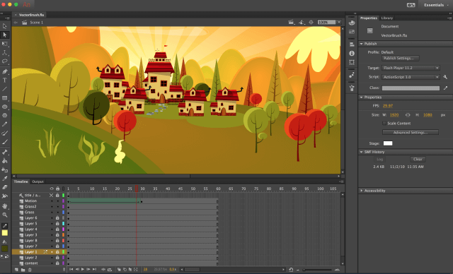 Adobe Animate CC Crack With License Key Full Torrent Download 2021