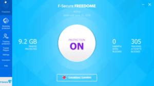 f-secure freedome crack keygen