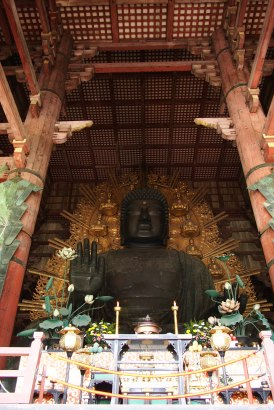 Daibutsu of Todaiji Temple