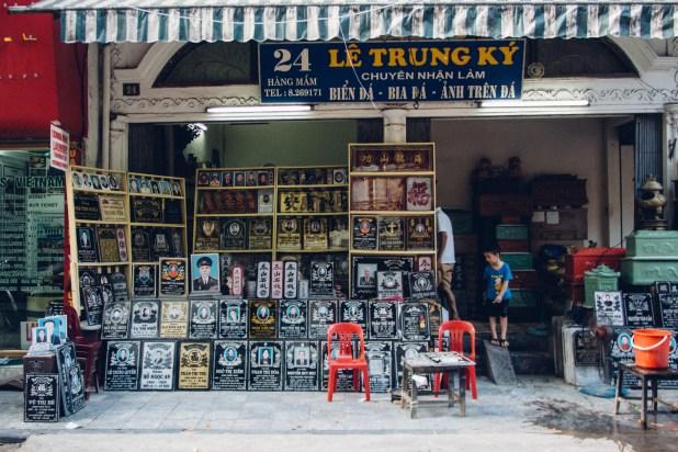 Memorial Tablet Shop