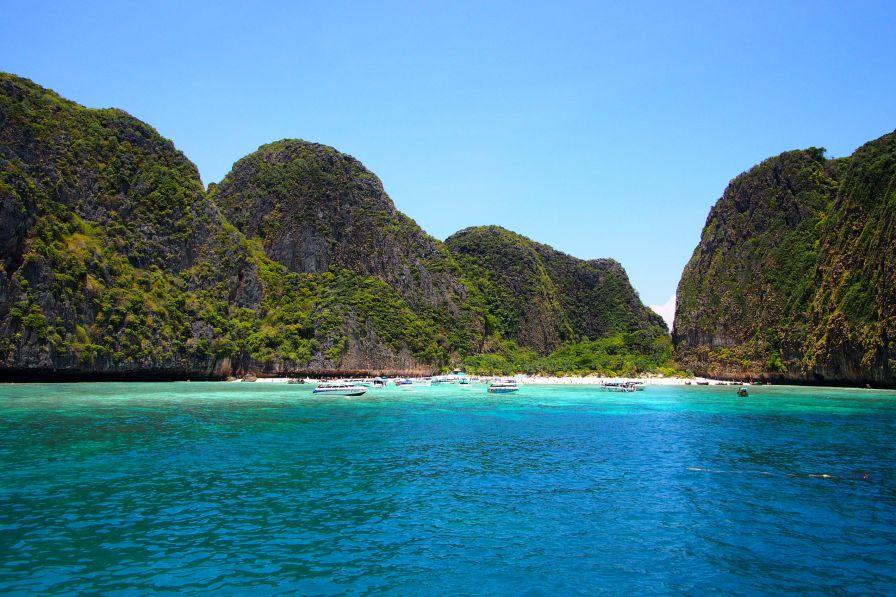 Maya Beach at Ko Phi Phi