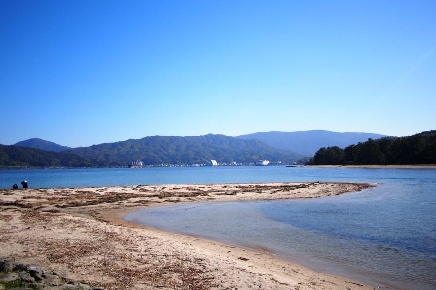 Miyazu bay view