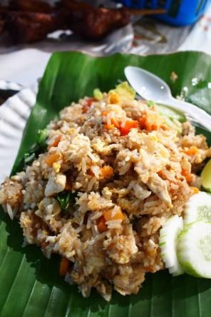 Phuket Night Market - Fried Rice