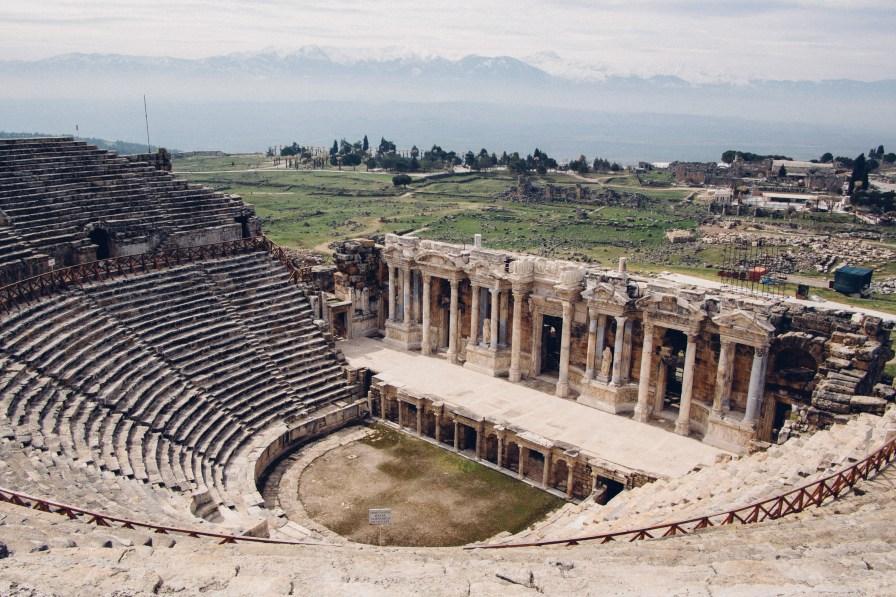Amphitheater of Hierapolis