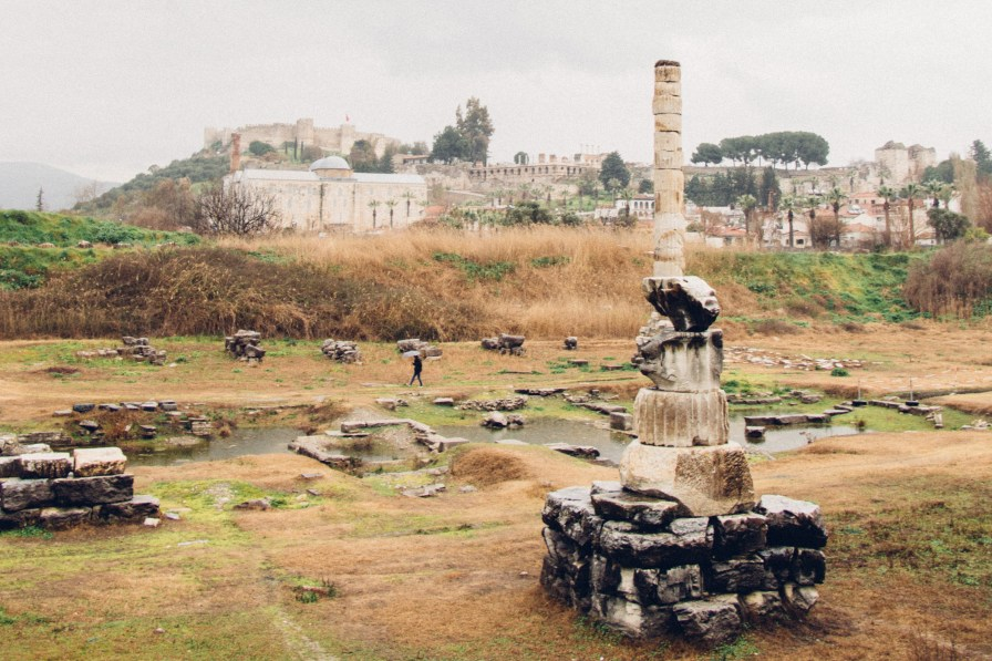 The Great Temple of Artemis