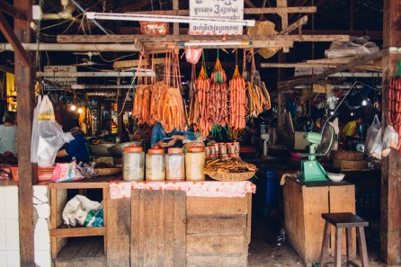 Dried Meat Shop