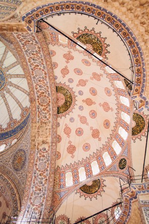 Side dome of the Sultan Ahmed Mosque