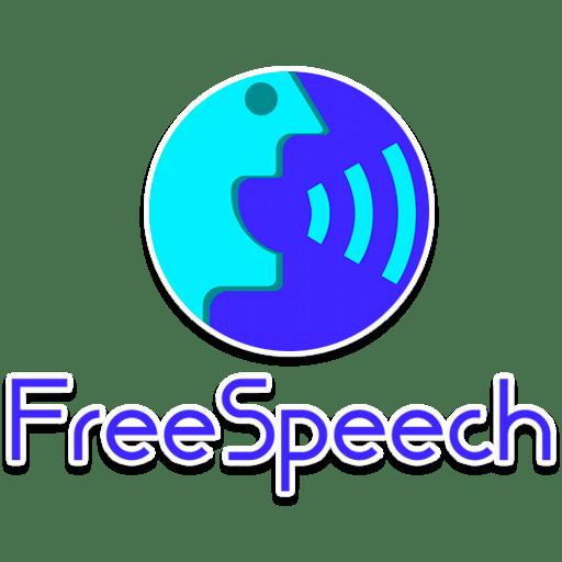FreeSpeech logo