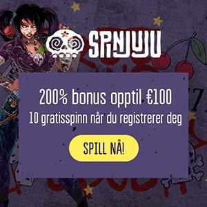 Spinjuju Casino free spins uten innskudd
