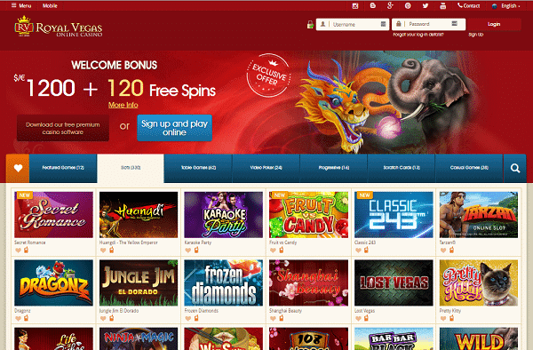 1200$ and 120 free spins bonus