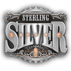 Sterling Silver free spins