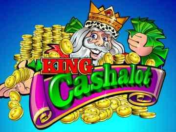 King Cashalot progressive slot - get free spins bonus and win $10,000,000