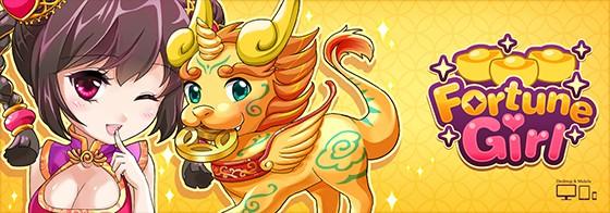 Fortune Girl online slot free spins bonus