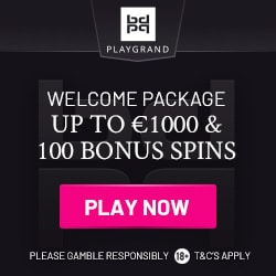 Get 100 free spins and €1000 free bonus to Play Grand Casino Online