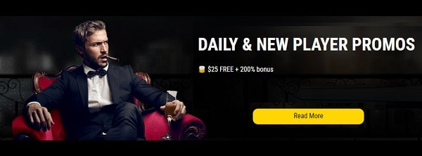 Daily free spins and no deposit bonuses!