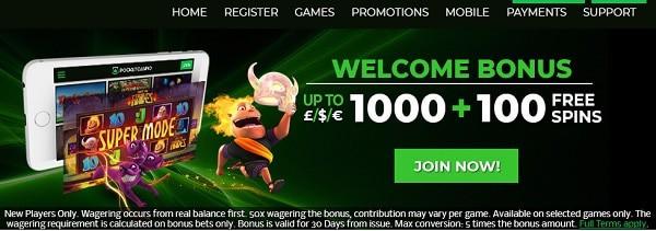 Get free bonus on registration!