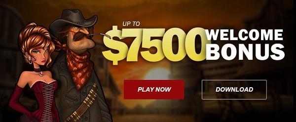 7500 EUR/USD welcome bonus pack