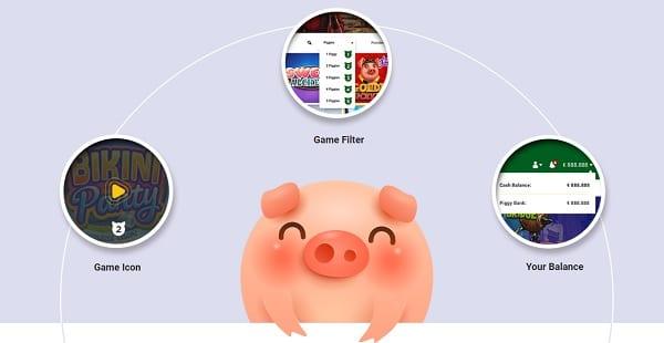 How to register at Piggy Bang Casino?