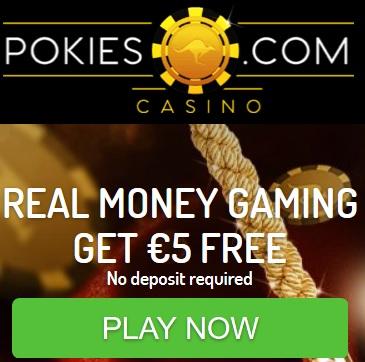 Pokies Casino free spins
