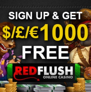 Red Flush Casino free spins