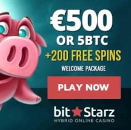 BitStarz Casino free spins bonus