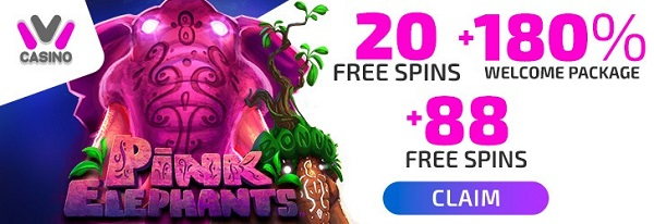 Ivi Casino 88 free spins and 20 gratis spins