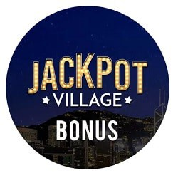 Jackpot Village Casino 50 free spins on Book of Dead (Play n'GO)