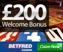 Betfred free spins