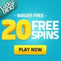 Lucky Dino Casino free spins