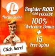 Florijn Casino free spins