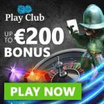 Play Club Casino €200 gratis bonus & 100 free spins – free play slots!