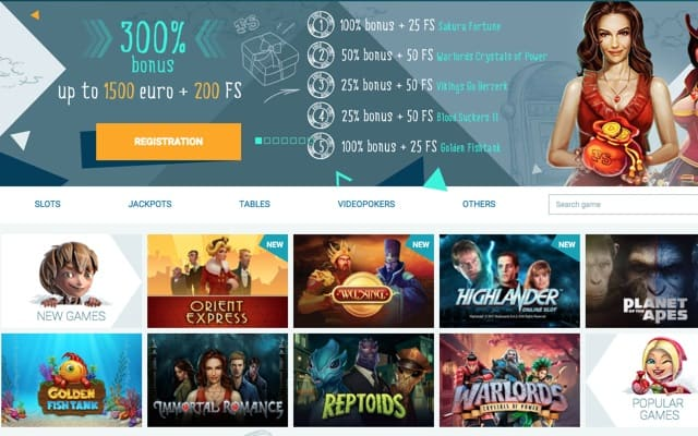AZART PLAY CASINO REVIEW