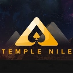 Temple Nile Casino 30 free spins on Book of Dead + €500 welcome bonus