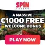 Spin Casino [register & login] €1000 free bonus and €200 free bet