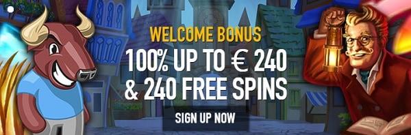 24Bettle Casino welcome bonus