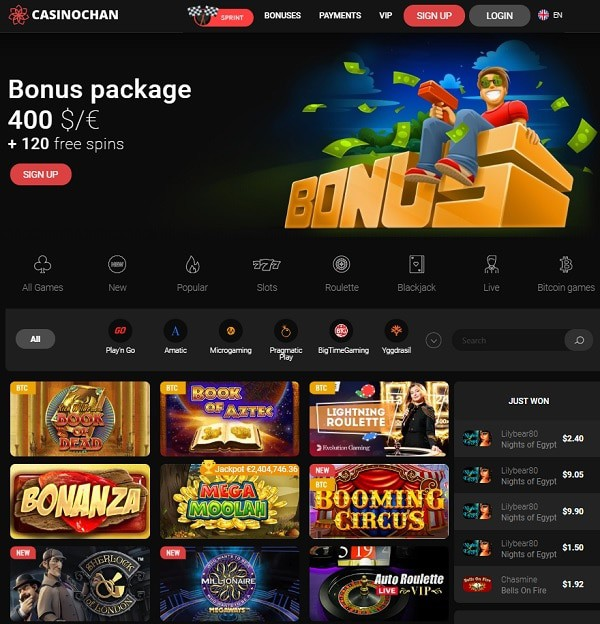 Full Review & Rating - casino games