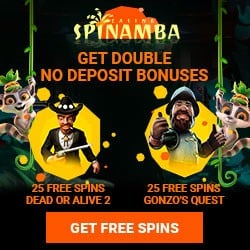 Collect 25 free rounds on NetEnt slot games!